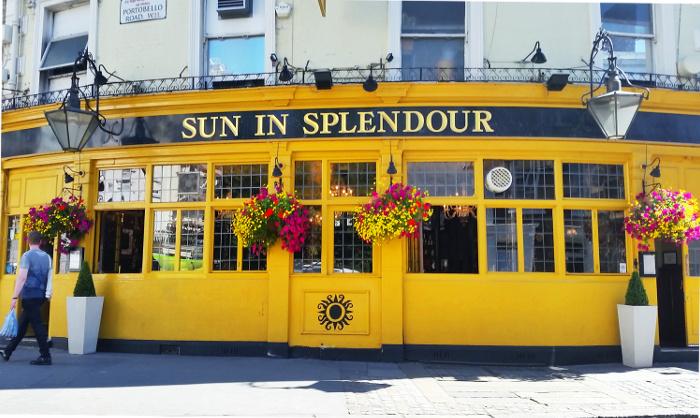 sun in splendour pub quiz coconut