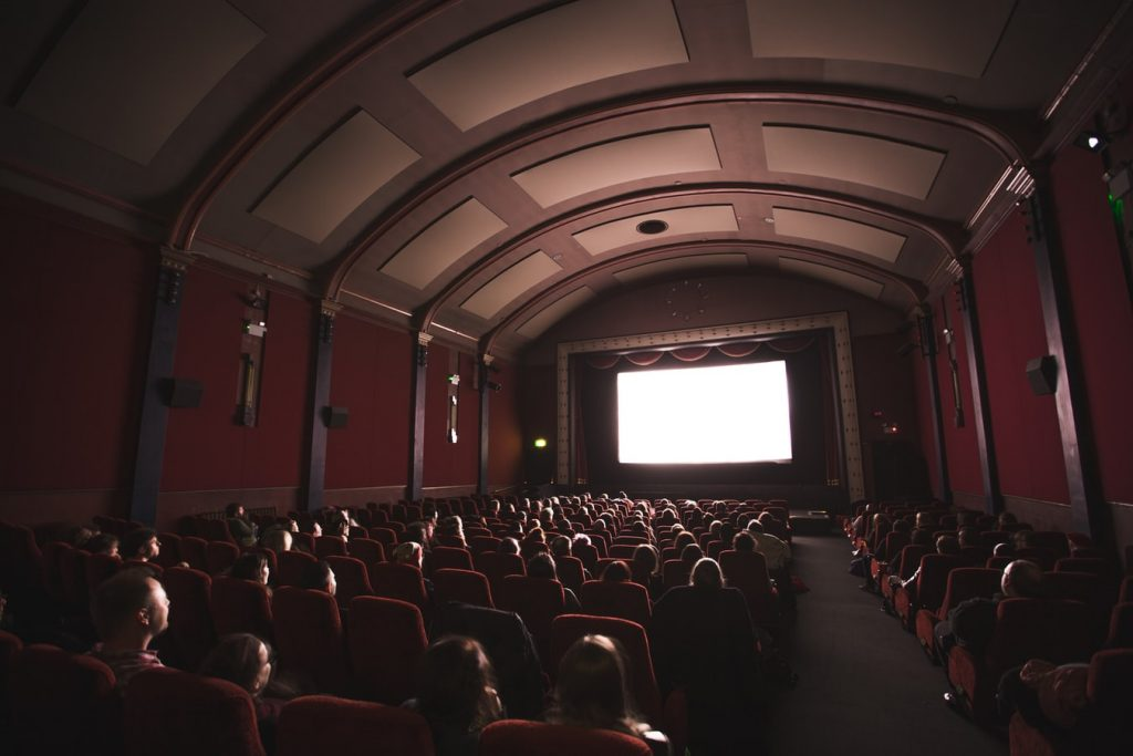 cinema virtual team building