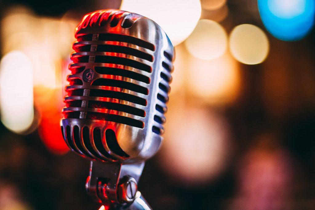 karaoke corporate event